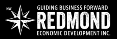 Redmond Economic Development Inc. logo