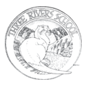Three Rivers Elementary and Middle School logo