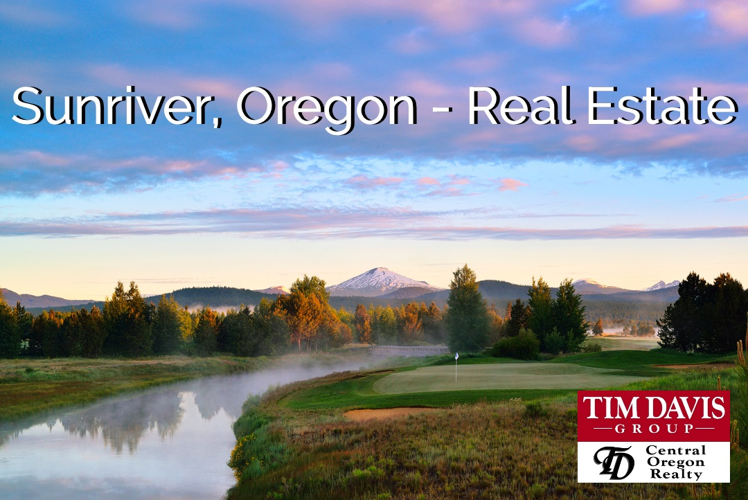 Sunriver Oregon Iconic golfcourse image