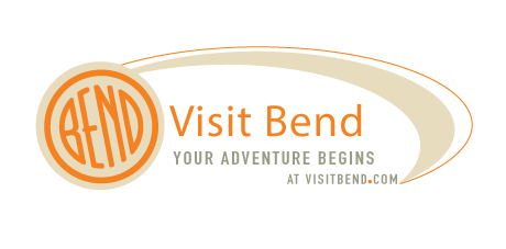 Visit Bend Oregon logo