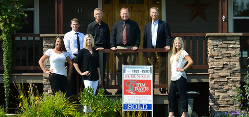 Tim Davis Group Central Oregon Real Estate Team