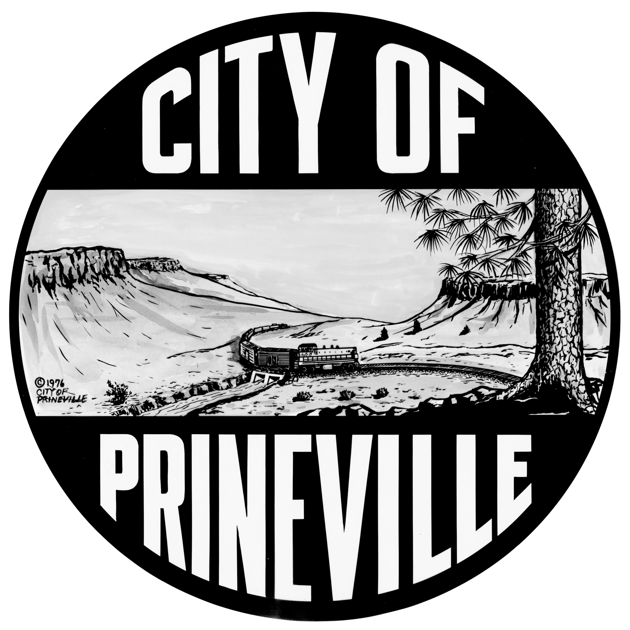 City of Prineville Oregon logo