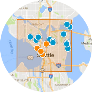Homes near Amazon Real Estate Map Search