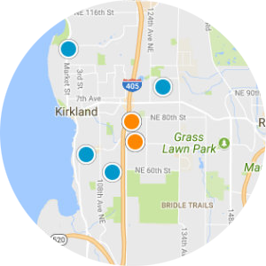 Redmond Real Estate Map Search