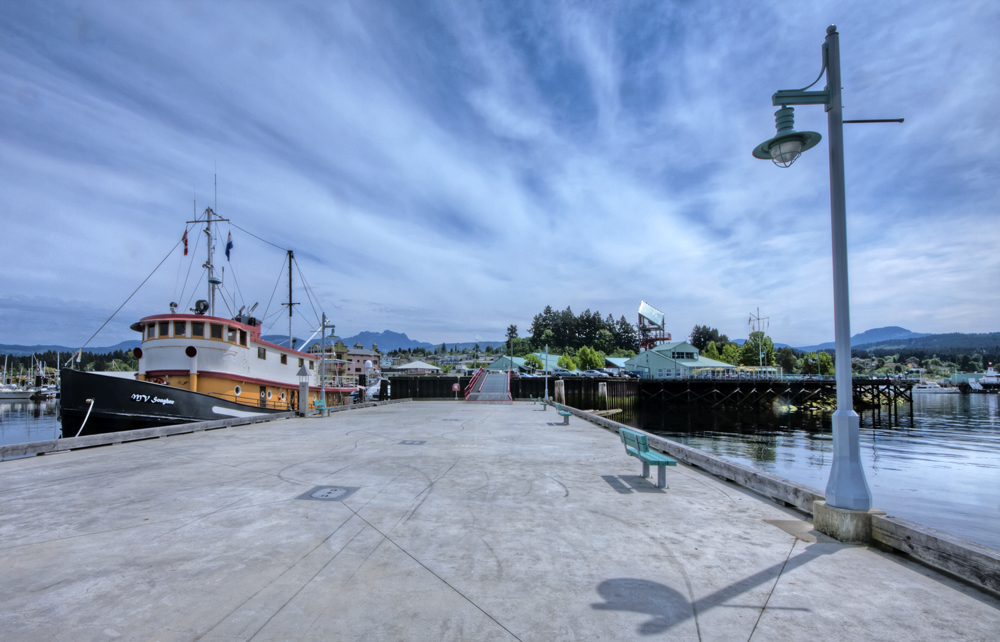 Getting to Port Alberni
