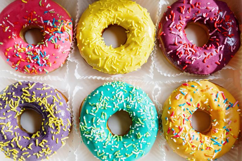 Port Alberni Doughnuts