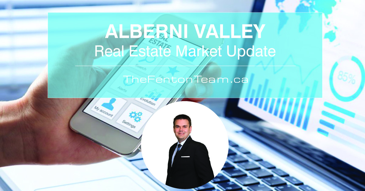 Alberni Valley Real Estate Update - September 2018