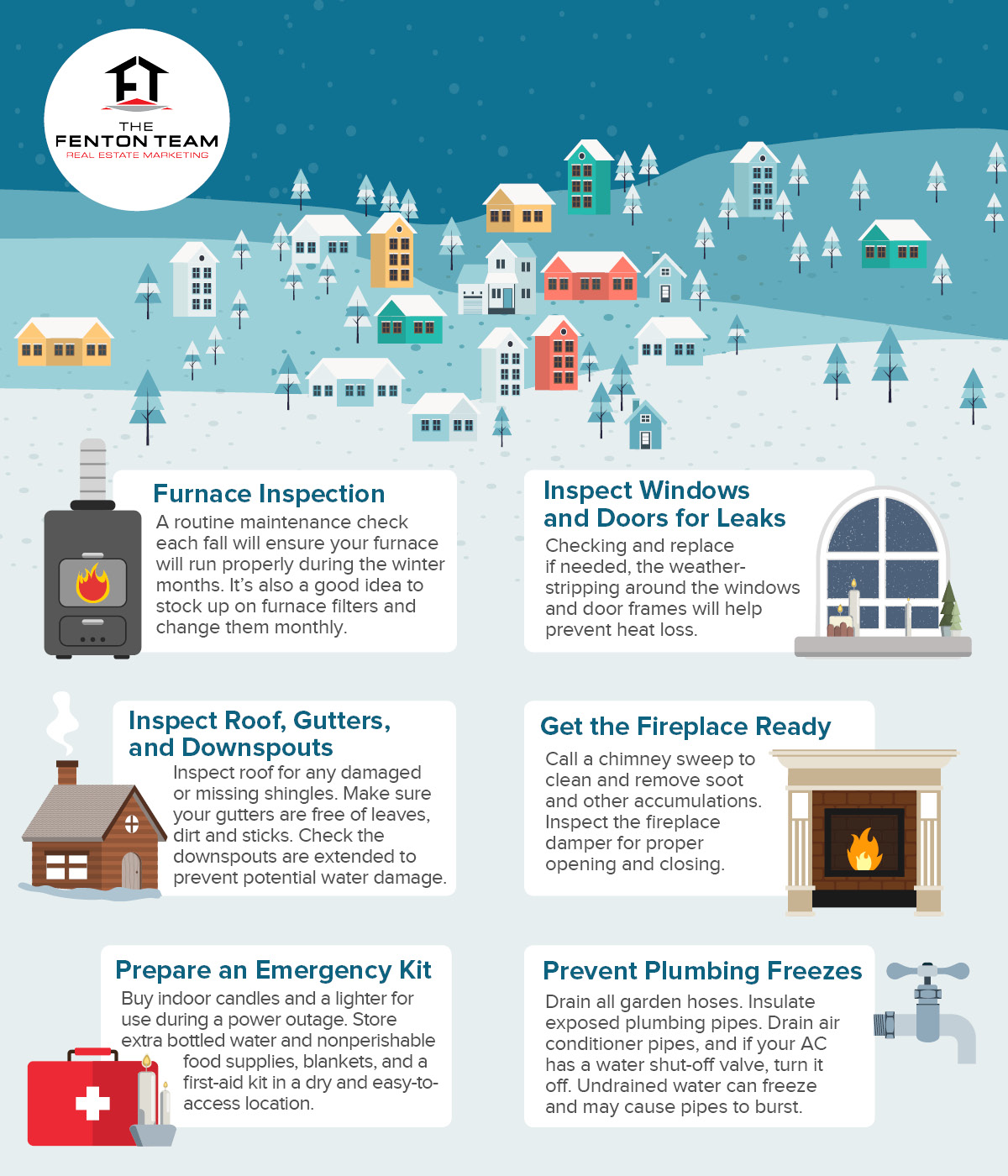 Tips to Winterise Your Home
