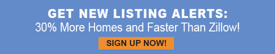 New Listing Alerts - Faster Than Zillow