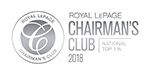 Royal LePage National Chairmans Club 2018