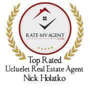 #1 Real Estate Agent in Ucluelet Nick Holatko