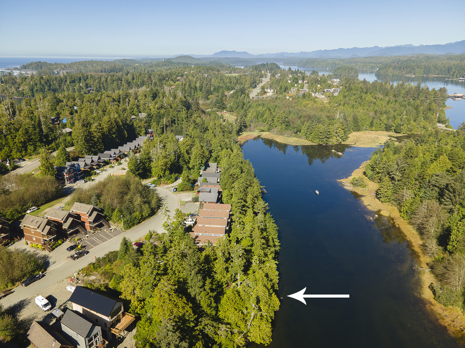 Just Listed Boardwalk Blvd, Ucluelet BC