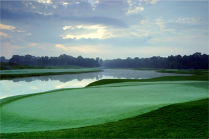 Golf Courses in Maryland - The Links At Challedon Golf Course