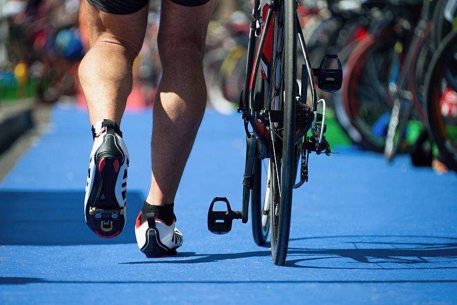 Enjoy the triathlon competition near Lake Stevens real estate.