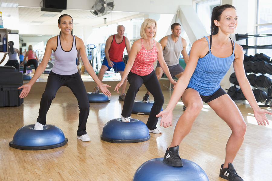 Get in shape near your Lake Stevens home at Team Fitness.