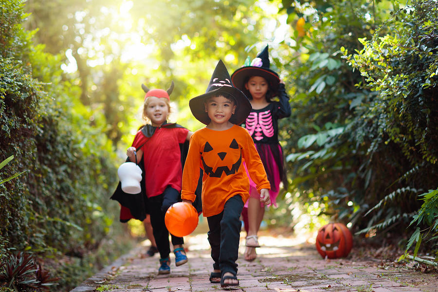 Go trick or treating on downtown Snohomish real estate.