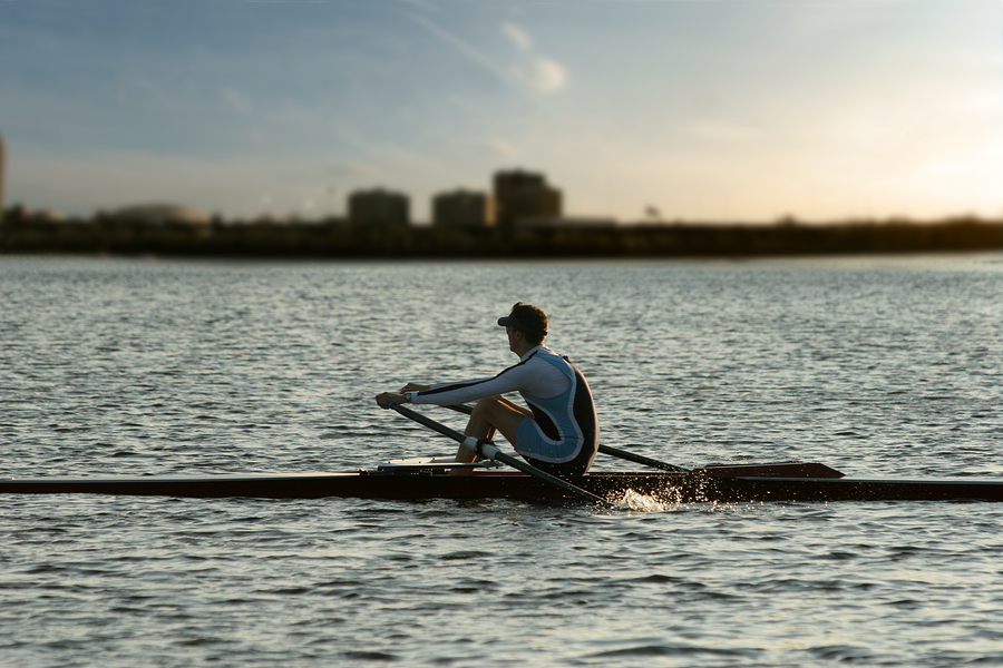 Learn to row near your Lake Stevens home.