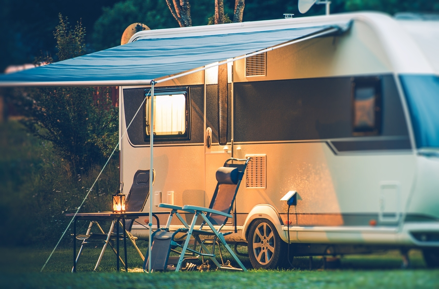Monroe property owners go on RV adventures.