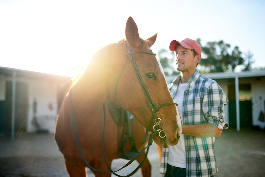Monroe real estate owners run the Horses Healing Heroes 5K.