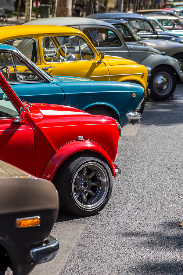 Snohomish real estate owners go to the car show.