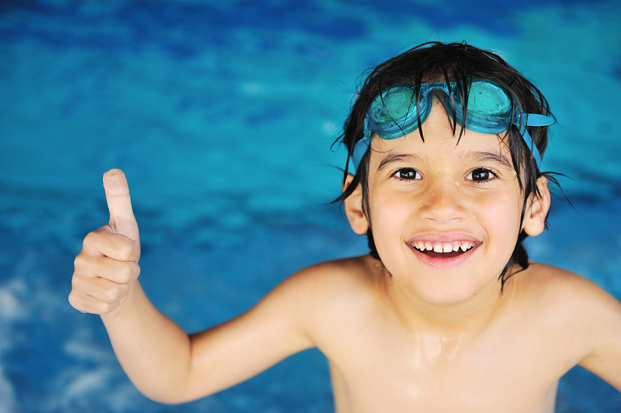 Take swimming lessons near Lake Stevens homes.
