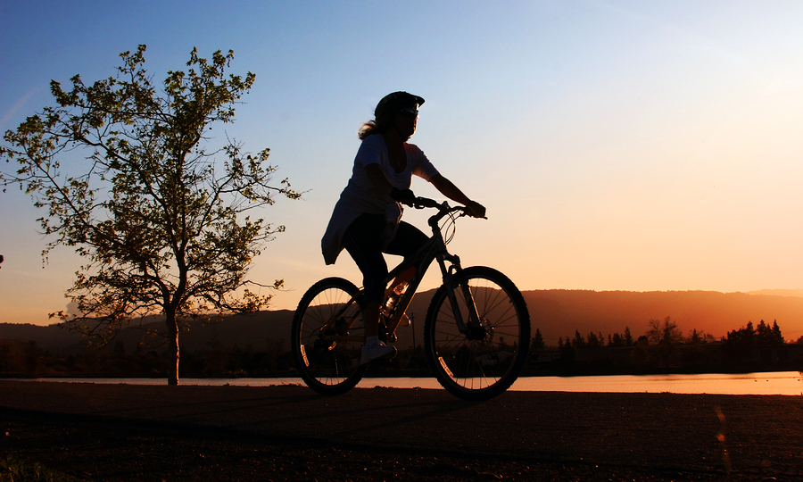 Learn about riding bikes around Snohomish real estate.