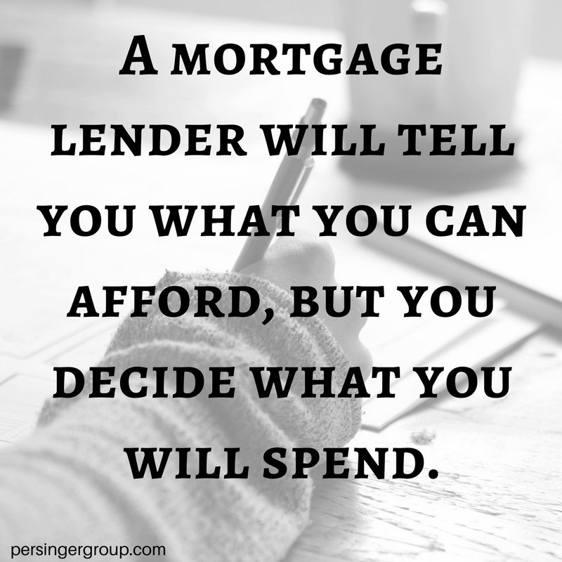Buying a condo and getting a mortgage