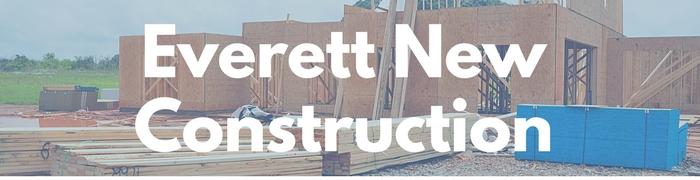 Everett new construction homes for sale, builders and custom built real estate in Everett