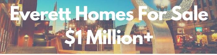 Everett real estate search for $1,000,000 plus on PersingerGroup.com Everett luxury real estate market experts.