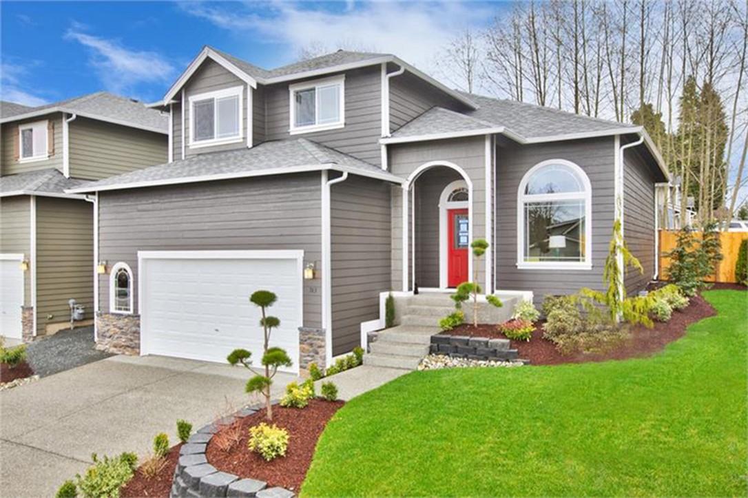 Lake View Terrace, real estate community in Lake Stevens, real estate neighborhood near the lakefront of Lake Stevens.