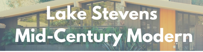 Lake Stevens Mid century modern homes for sale. Search PersingerGroup.com to find your mid-century modern real estate.