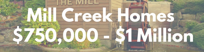 Mill Creek WA Homes for sale $750,000 - $1,000,000. Search PersingerGroup.com to find Mill Creek WA Real Estate.