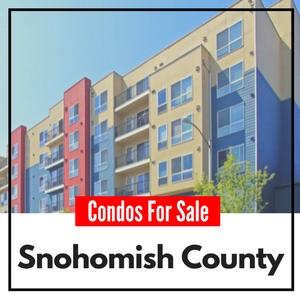 Snohomish County Condos For Sale - All Everett Condos, Bothell Condos, Edmonds Condos, Real Estate Search Site.