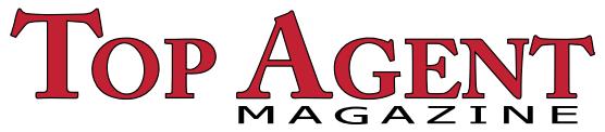 Katie Varney in Top Agent Magazine