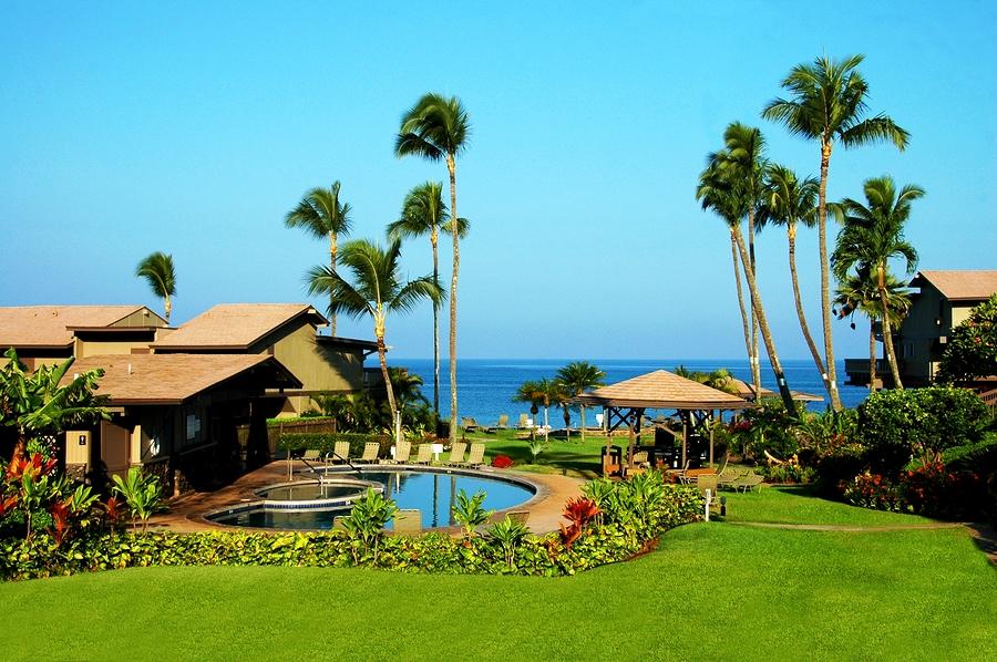 Kauai Beachfront Condominiums