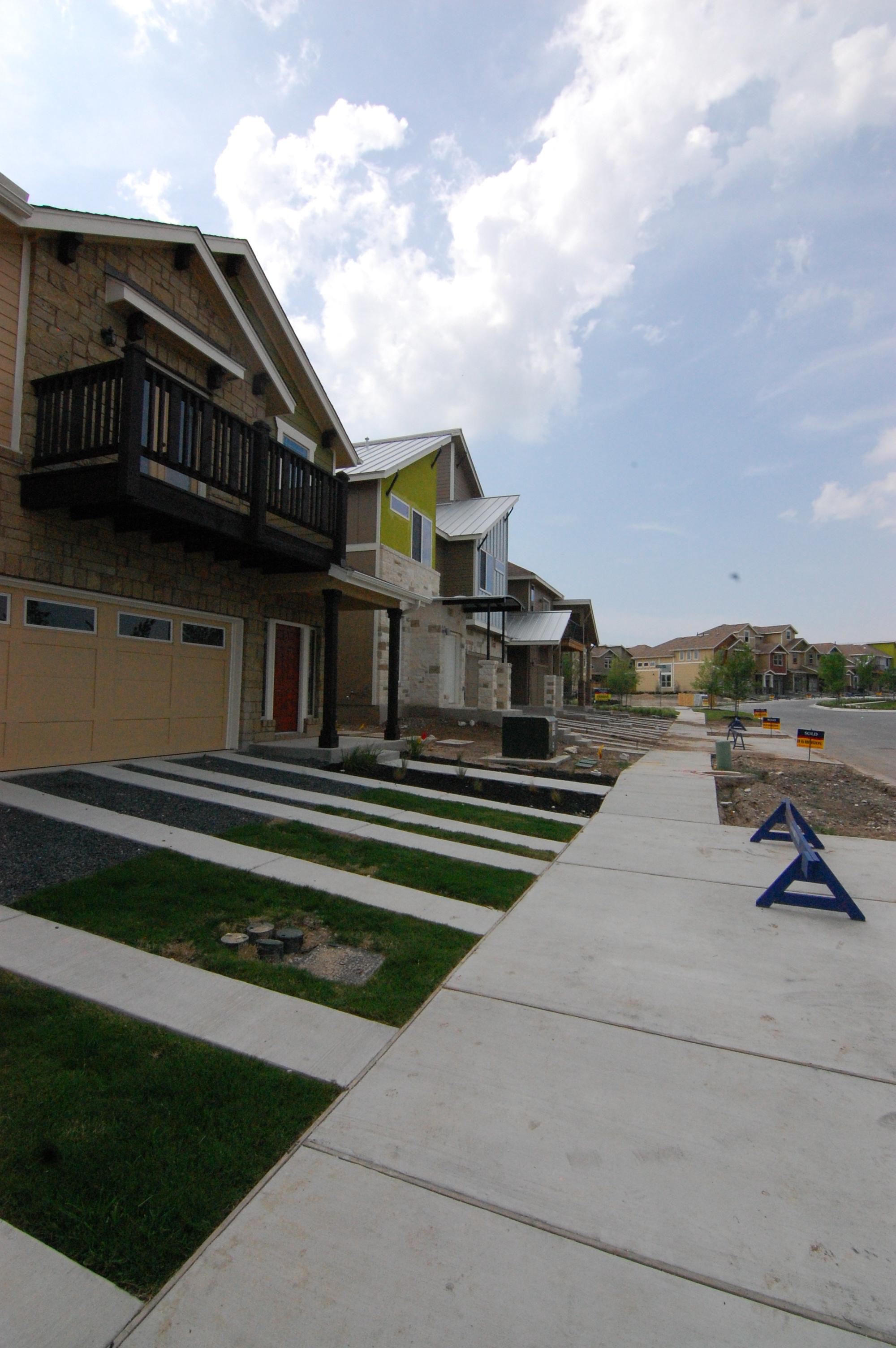 Crestview CIty Homes