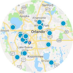 Sanford Real Estate Map Search