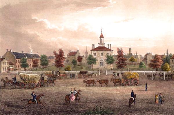 Indep sq 1850