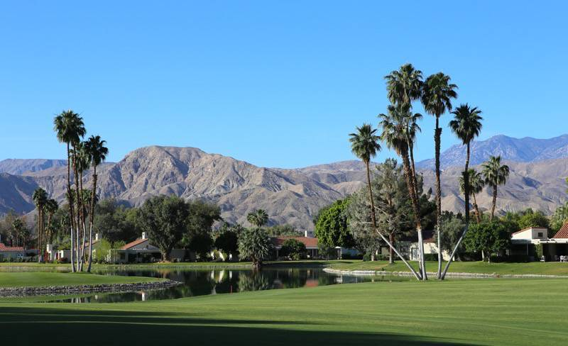 palm springs panoramic view