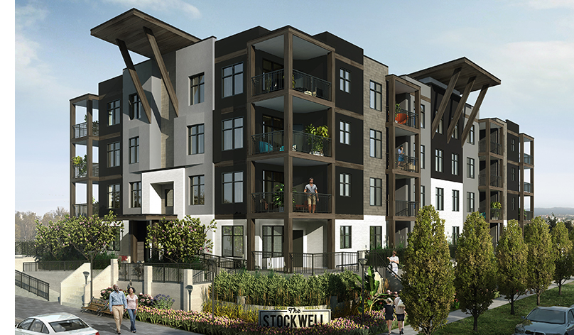 Stockwell Downtown Kelowna condo project