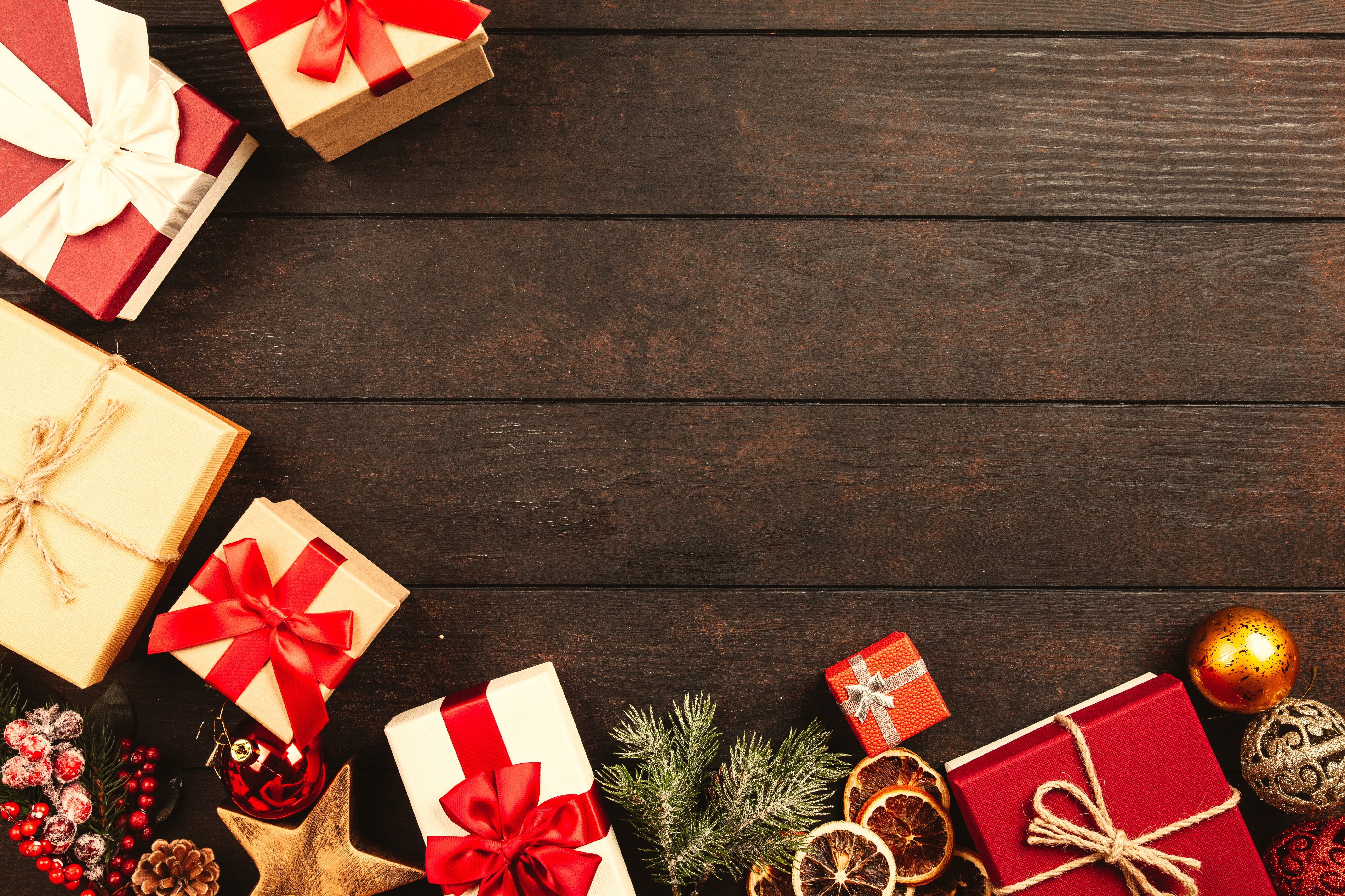 Organizing for the holiday season