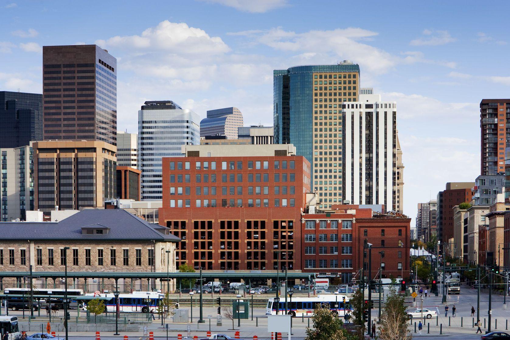 Denver Light Rail System
