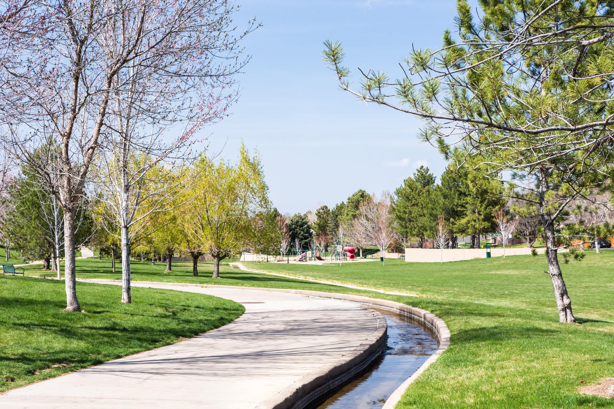 Greenwood Village Trails