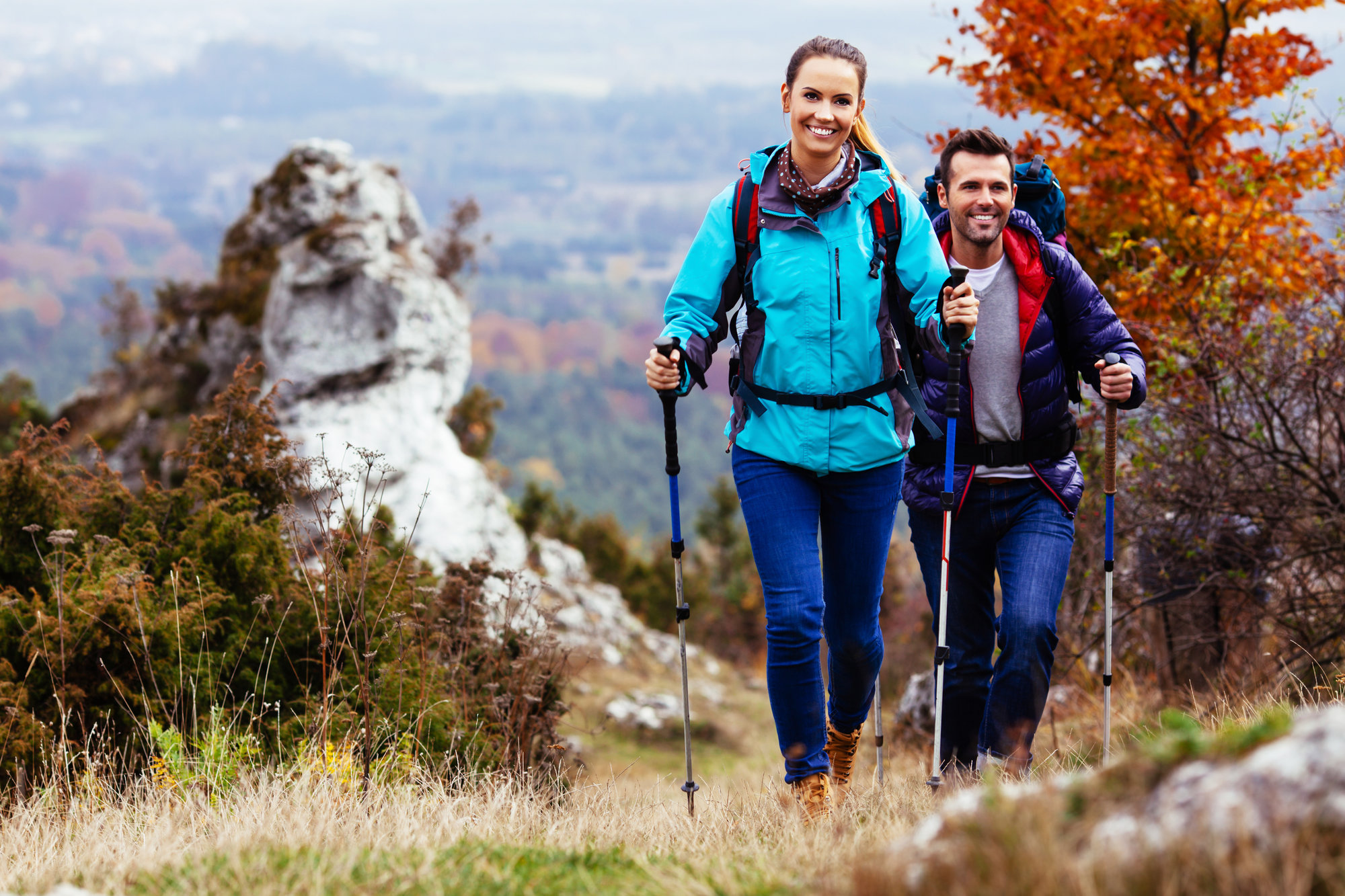 Best location for Hiking and biking
