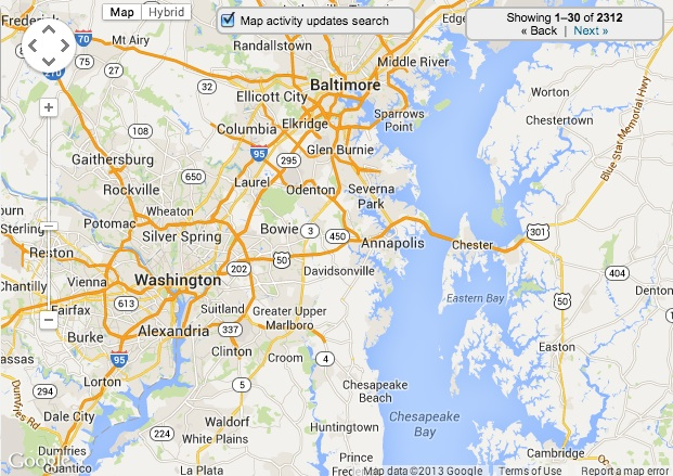 Anne Arundel County Home Search