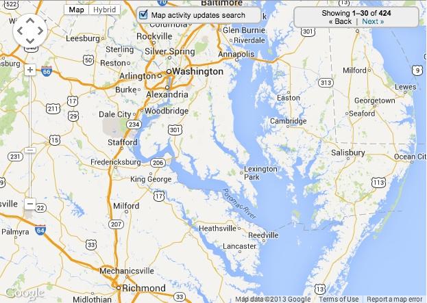 Caroline County Home Search