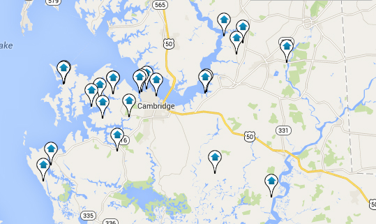 Dorchester County Home Search
