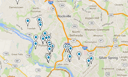 Montgomery County Home Search