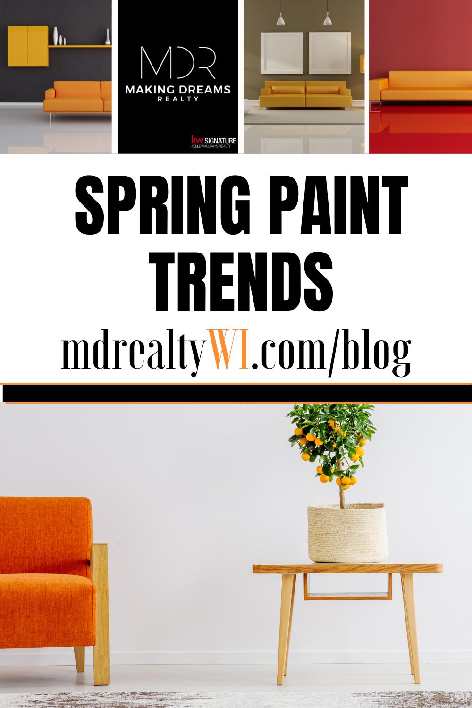 MDR Blog: Spring Paint Trends