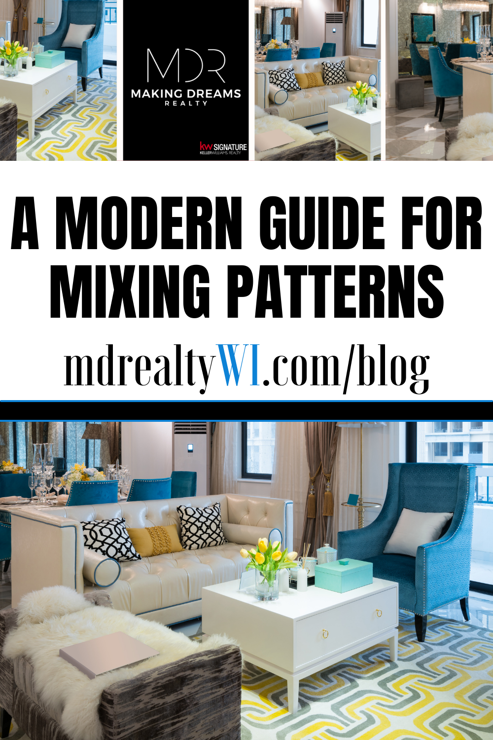 MDR Blog: A Modern Guide for Mixing Patterns